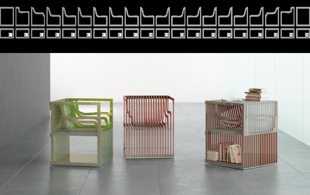 Transformable Furniturearchicello