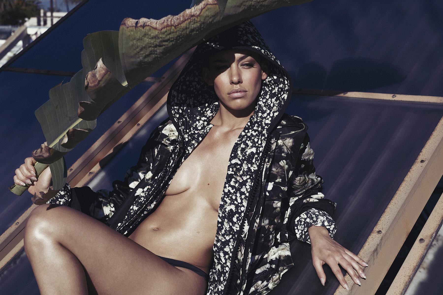 Alina Süggeler for GQ Germany